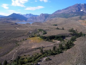 Rush-Creek-restoration-looking-to-Grant-Reservoir  courtesy Mono Lake Committee