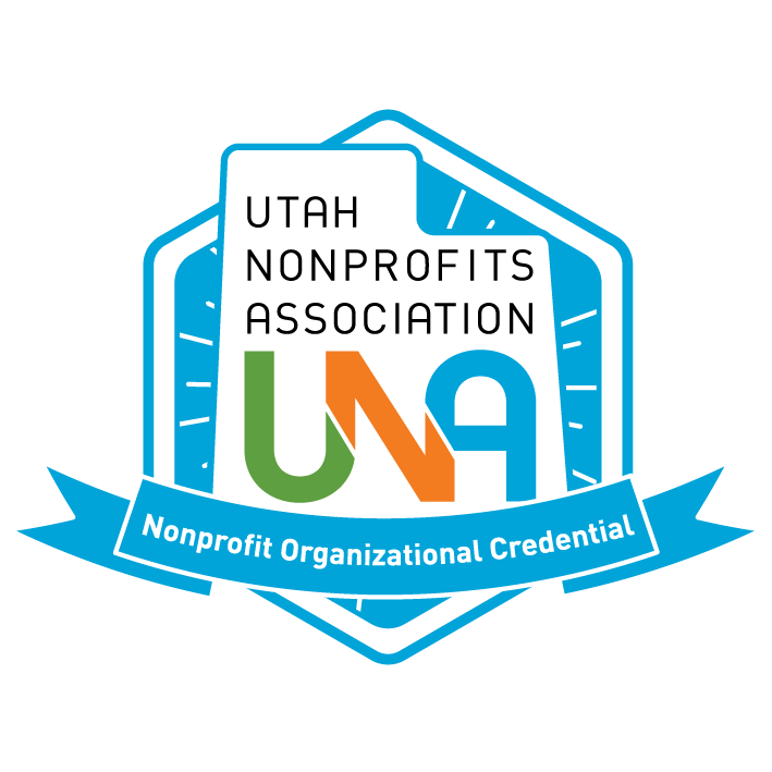 Nonprofit Organizational credential colorblue