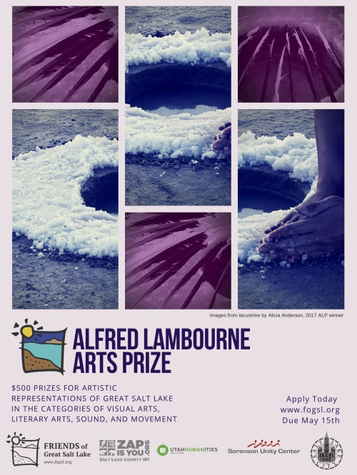 2018 Alfred Lambourne Prize Open for Submissions